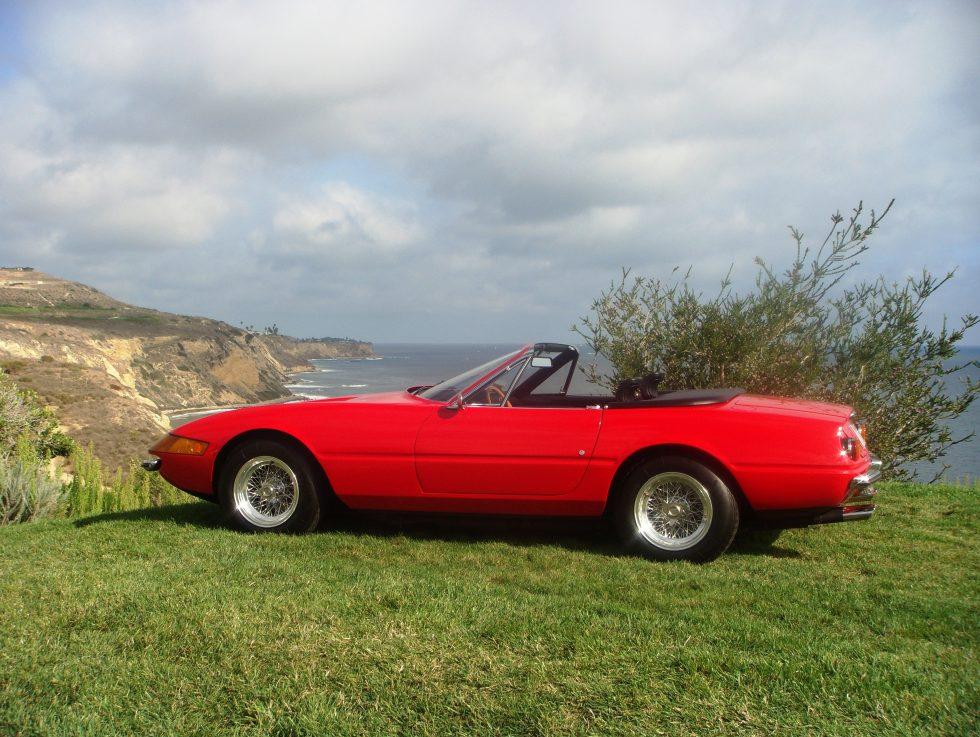 1969 Ferrari 365 Gtb  4 Daytona Spyder Conversion